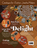 Charms, Jewelry Findings, and Large Hole Beads Catalogue