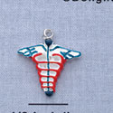 7136 - Medical Sign - Resin Charm