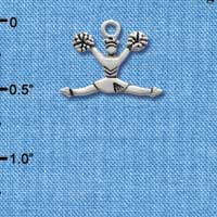 C1977 - Cheerleader - Splits - Silver Charm