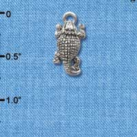 C2598 - Horn Toad - Silver Charm