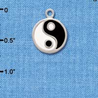 C2685 - Yin and Yang - Silver Charm