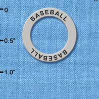 C3239 - Baseball - Affirmation Message Ring