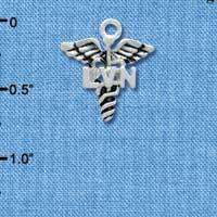 C3943 tlf - Caduceus with LVN - Silver Charm