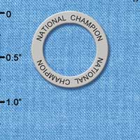 C3980 tlf - National Champion - Affirmation Message Ring