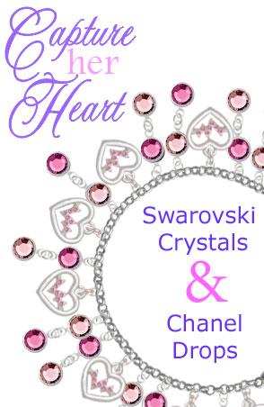 valentines day charm bracelet jewelry ideas
