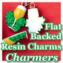 light weight resin charms