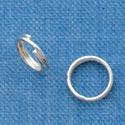 G5511 - 6mm Split Ring (1mm thick)