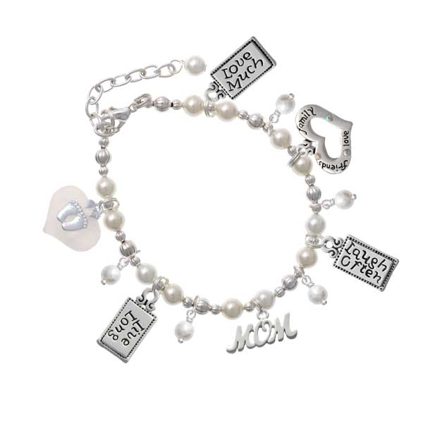 New Mom Charm Bracelet Ideas