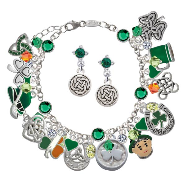 St.Patrick Bracelet jewelry ideas
