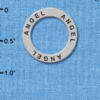 C3221 - Angel - Affirmation Message Ring