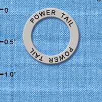 C3222 - Power Tail - Affirmation Message Ring